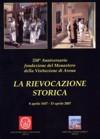 """copertina libro: """"350° Anniversario della Fondazione del Monastero della Visitazione di Arona - La Rievocazione Storica"""""""