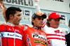 il podio del GP Nobili 2007