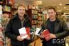 firma d'autore con Enrico Remmert e Luca Ragagnin