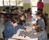 gara di dama alla scuola Usellini