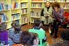 Emanuela Nava per l'inaugurazione di Nati per Leggere