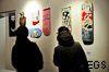 Broken Skatedoards Art Exibition