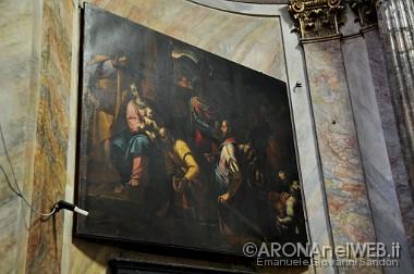 Adorazione dei Magi - Cappella del Rosario