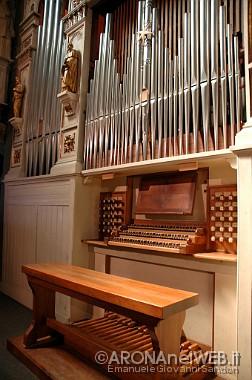 organo Collegiata di Santa Maria