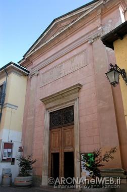 Chiesa di sant'Anna e Gioacchino - facciata