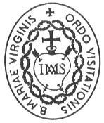 il logo del monastero - B. Mariae Virginis Ordo Visitationis
