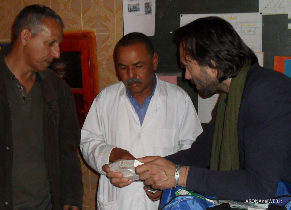 viaggiosaharawi_amicidellago_20150424_2 | Farmacia dell' ospedale Saharawi