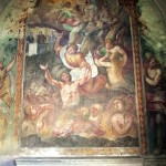 Cappella Beolco - affresco interno
