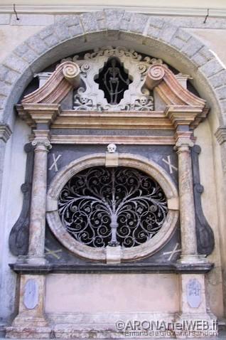 Cappella Beolco - facciata lato nord