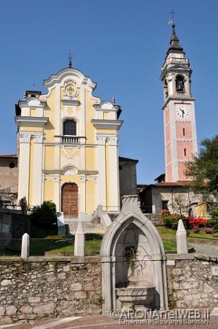Chiesa dei Santi Martiri e Piazza San Graziano