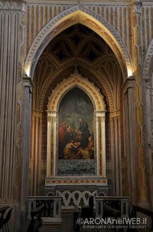 Chiesa dei Santi Martiri - prima cappella nord