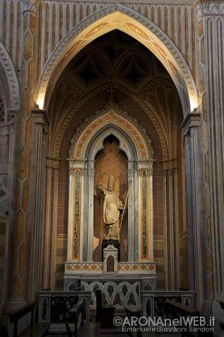 Chiesa dei Santi Martiri - prima cappella sud