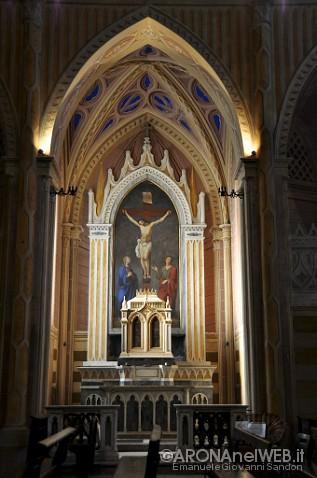 Chiesa dei Santi Martiri - seconda cappella nord