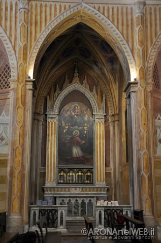 Cappella Beolco - seconda cappella sud