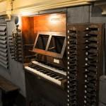 Chiesa dei Santi Martiri - organo, registri