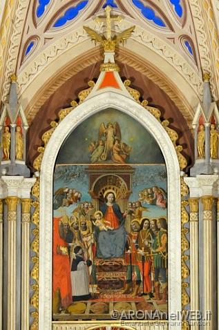 Chiesa dei Santi Martiri - Pala del Bergognone