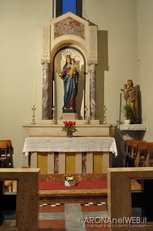 Chiesa del Sacro Cuore - Madonna Ausiliatrice, cappella di sinistra