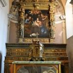 Chiesa di San Giuseppe - altare