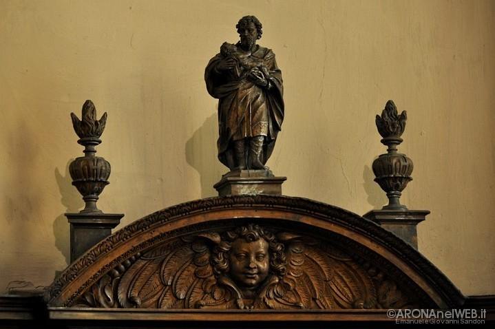Chiesa di San Giuseppe - statuetta di San Giuseppe e del Bambino Gesù