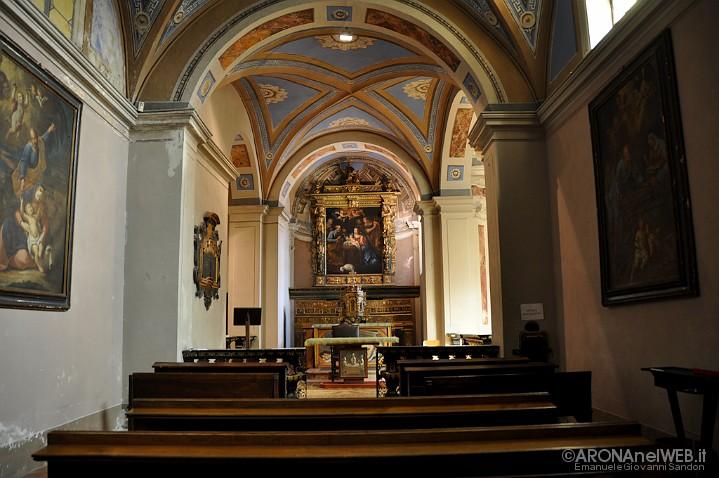 Chiesa di San Giuseppe - interno