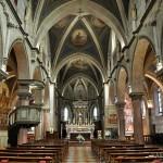 Chiesa di Santa Maria - altare maggiore