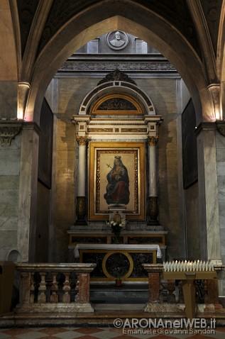 Chiesa di Santa Maria - cappella dell'Addolorata