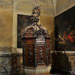 Chiesa di Santa Maria - cappella Battistero