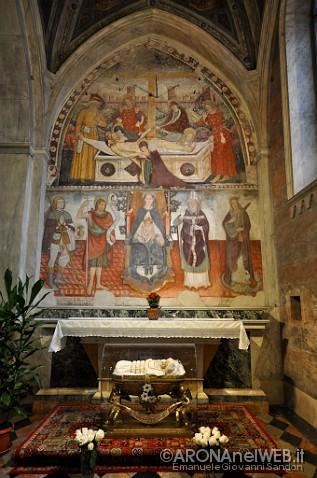 Chiesa di Santa Maria - cappella degli Innocenti