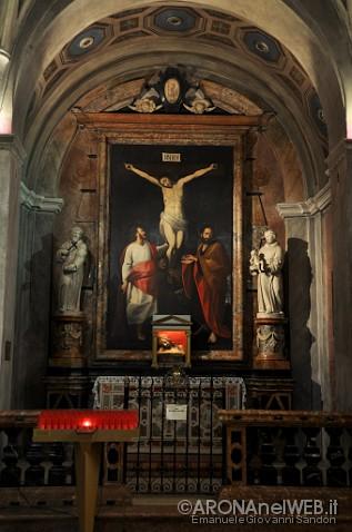 Chiesa di Santa Maria - cappella Lovatti