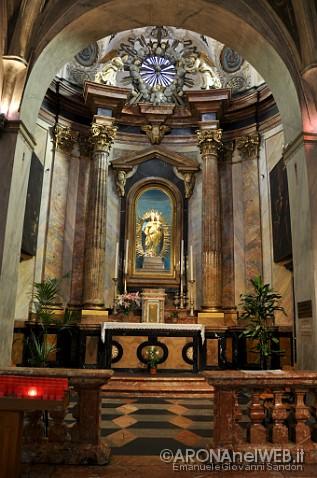 Chiesa di Santa Maria - cappella del Rosario