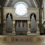 """Chiesa Collegiata di Santa Maria Nascente - Organo """"Bardelli – Dell'Orto – Lanzini"""""""