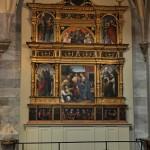 Chiesa di Santa Maria - Polittico Gaudenzio Ferrari