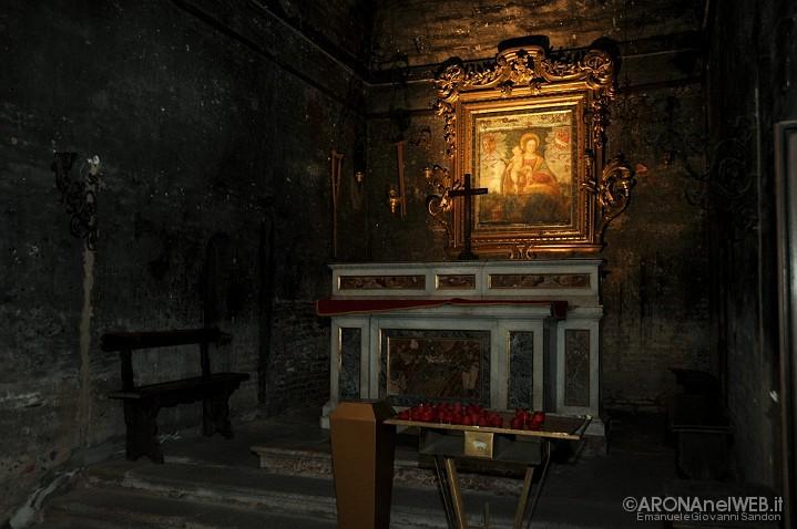 Chiesa di Santa Marta - interno della casa