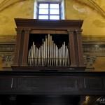 Chiesa di Santa Marta - organo