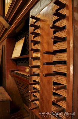 Chiesa di Santa Marta - i registri