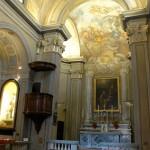 Chiesa di Sant'Anna e Gioacchino - interno