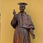 statua del Sancarlin dal Cours o San Carlino