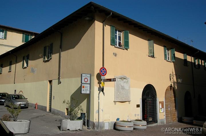 """ex Monastero della Purificazione - sede Biblioteca Comunale """"Carlo Torelli"""""""