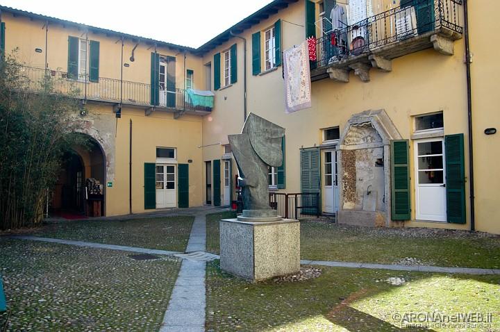 ex Monastero della Purificazione - cortile interno