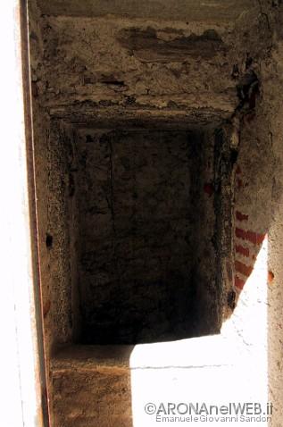 ex Monastero della Purificazione - pozzo, accesso lato stradale