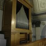organo Monastero della Visitazione - strumento