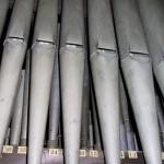 organo Monastero della Visitazione - le canne d'organo