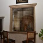 Monastero della Visitazione - parlatorio
