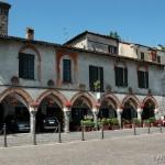 Piazza del Popolo - antico Palazzo di Giustizia