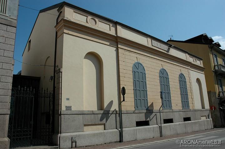 Salone Merzagora - facciata Corso Liberazione