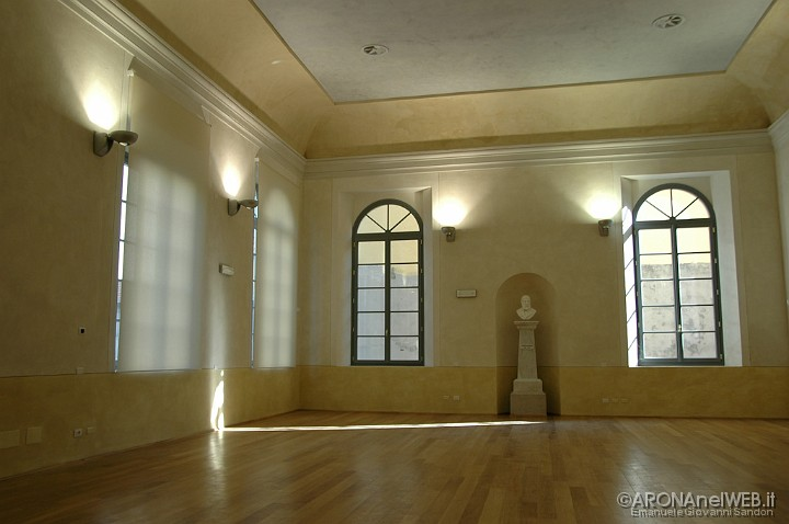 Salone Merzagora - interno salone