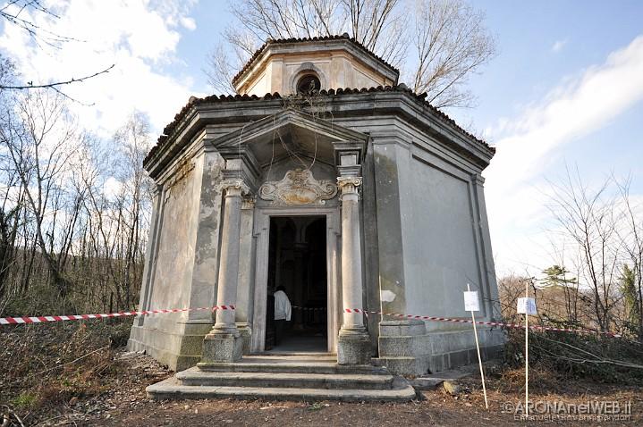 Cappella dell'istituzione degli oblati