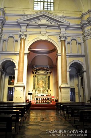 Chiesa di San Carlo interno