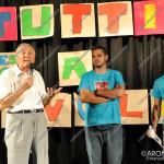 EGS2015_21495 | Il saluto di Gianni Corneo - Cilla per Haiti