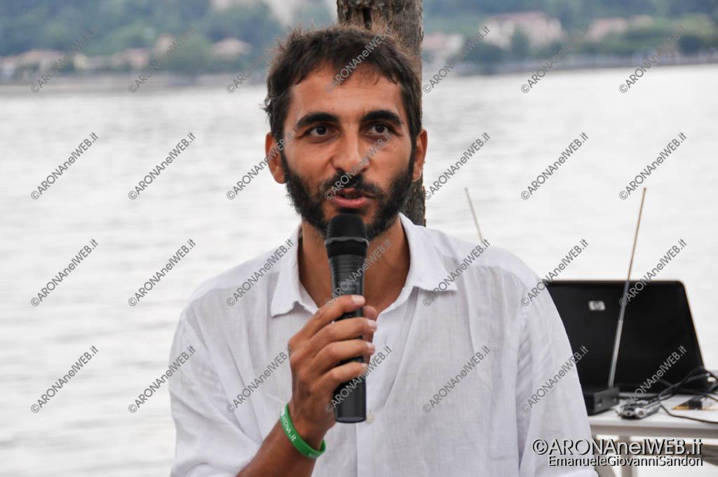 EGS2015_27465   Luca Petruzzelli - Presidente Associazione delle Due Rocche Arona
